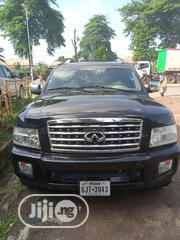 Infiniti QX 2008 Black | Cars for sale in Abia State, Aba North