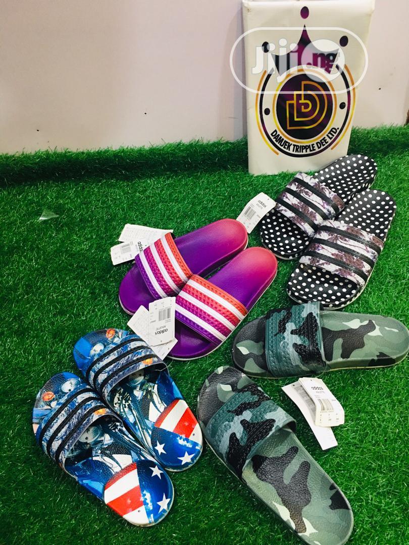 Archive: Fashion Men Quality Adidas Slides