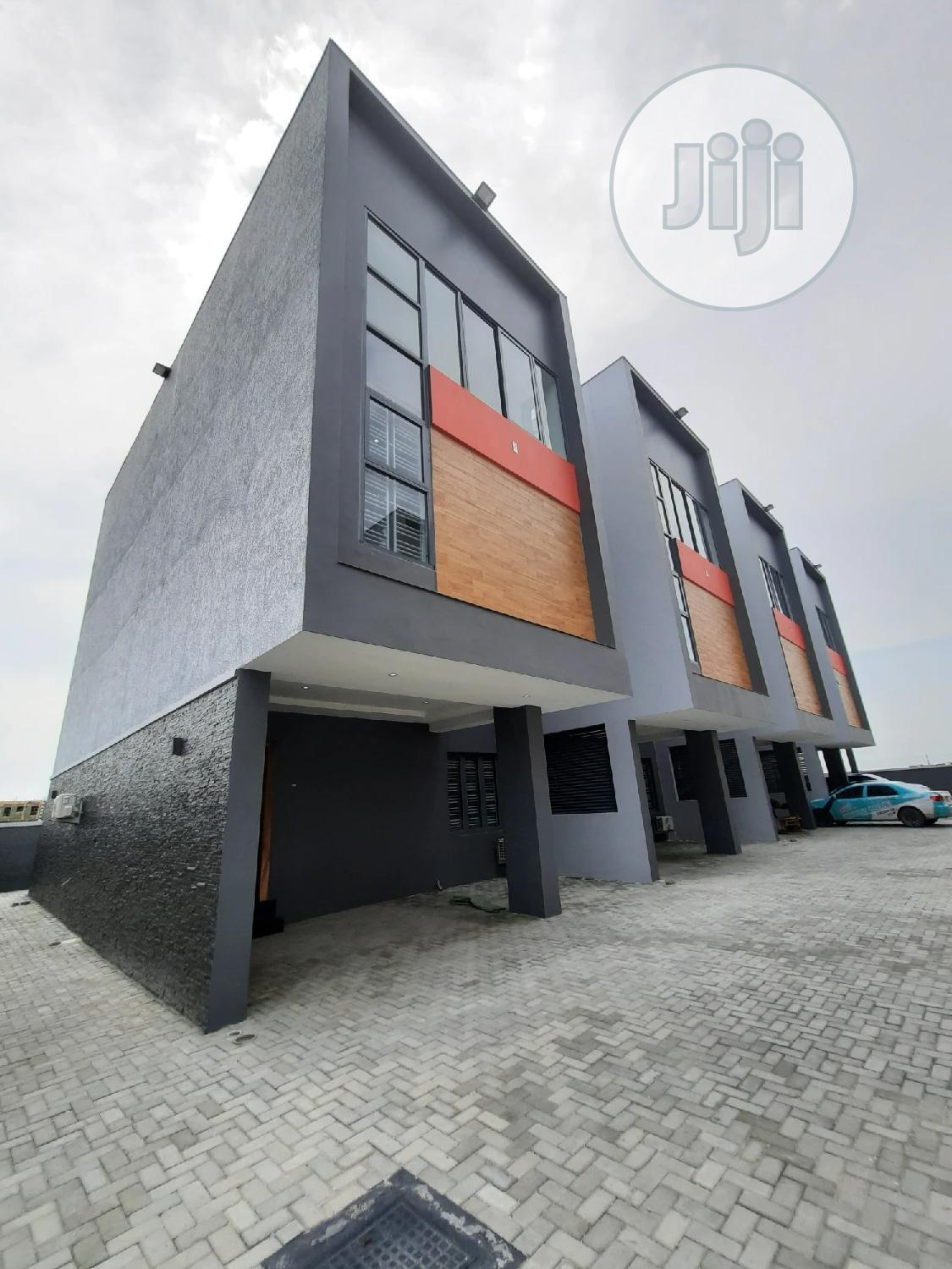 Brand New Tastefully Well Finished 4 Bedroom Terrace Duplex For Sale