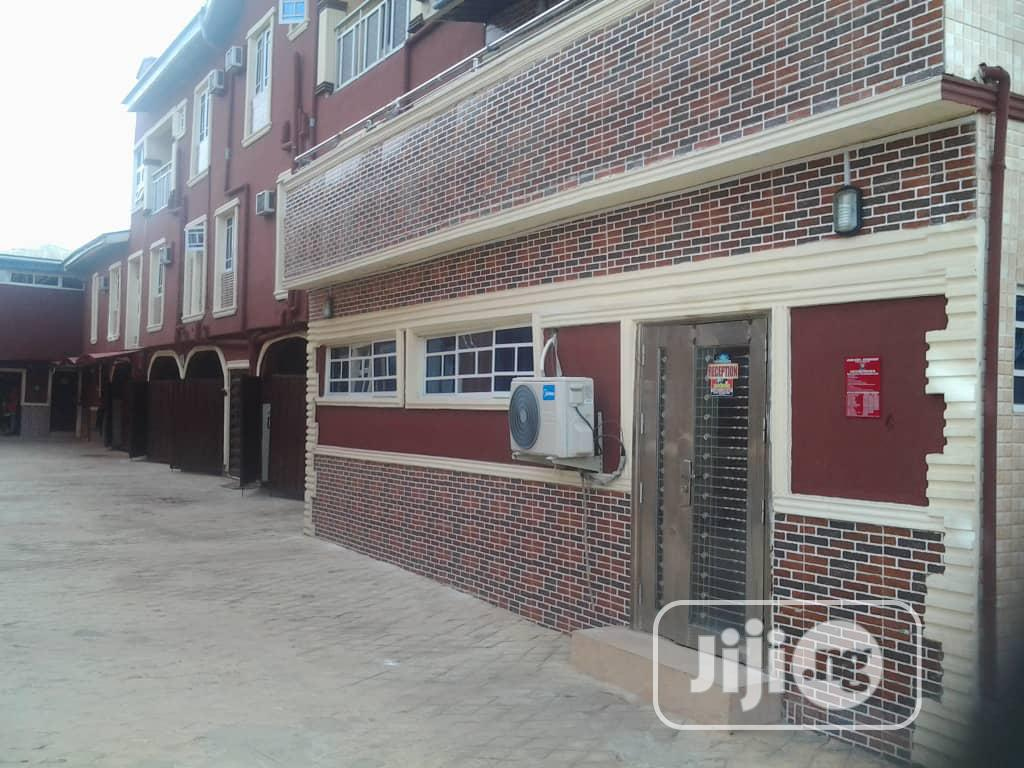 32 Rooms Functioning Hotel Or Lease Along Ikotun Road For Sale