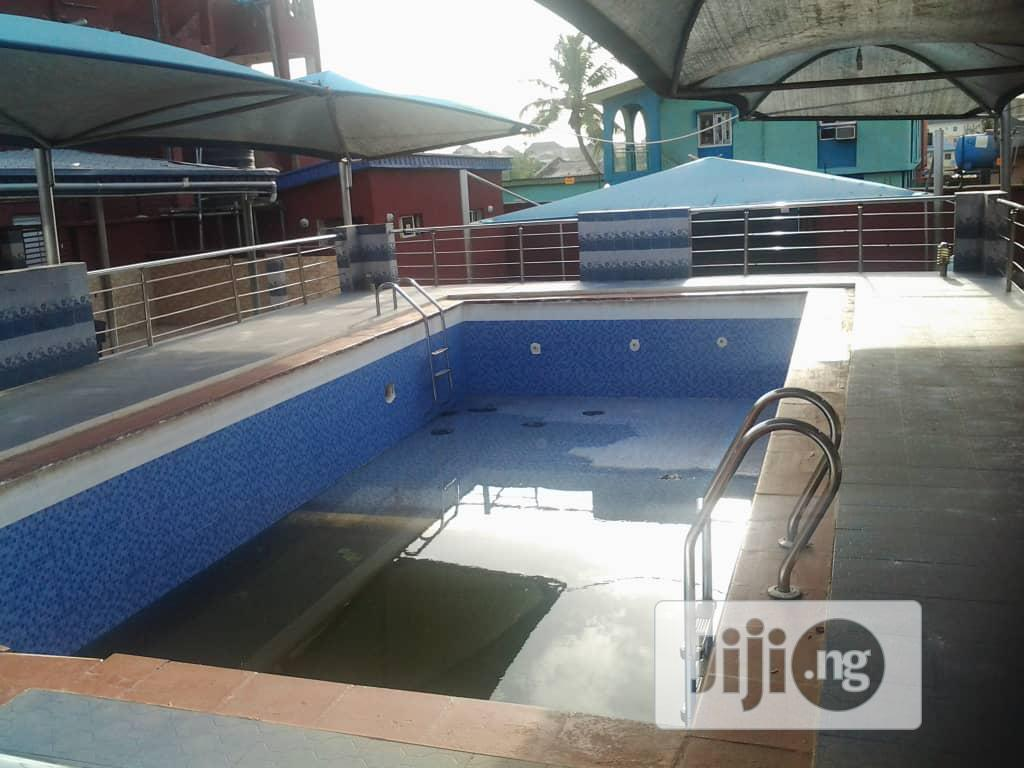 32 Rooms Functioning Hotel Or Lease Along Ikotun Road For Sale | Commercial Property For Sale for sale in Ikotun/Igando, Lagos State, Nigeria