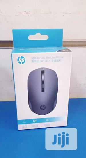 HP S1000 Plus Wireless Mouse | Computer Accessories  for sale in Lagos State, Ikeja