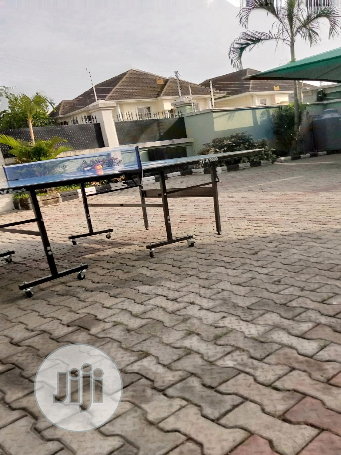Archive: Striker Butterfly Aluminum Top Table Tennis