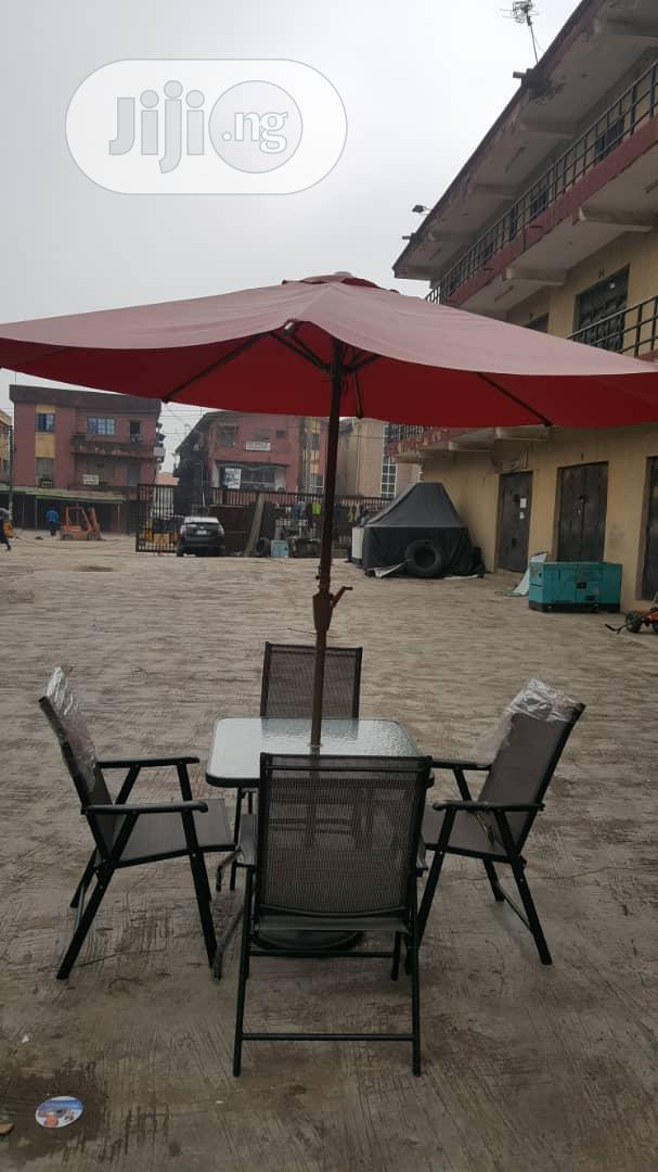Original Outdoors Umbrella Set | Garden for sale in Ojo, Lagos State, Nigeria