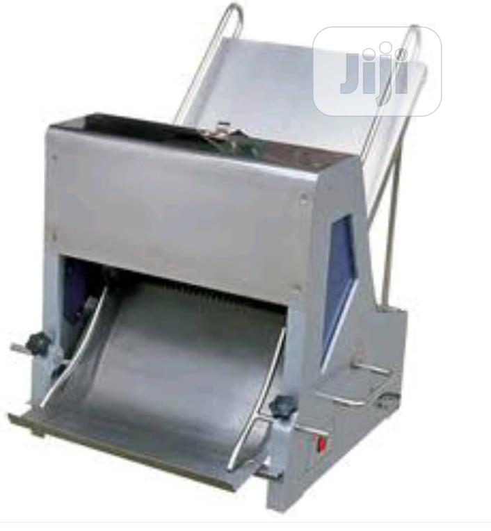 Industrial Bread Slicer Stainless Steel