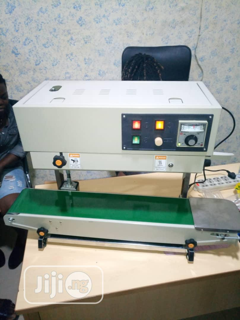 Industrial Pedal Sealing Machine | Manufacturing Equipment for sale in Ojo, Lagos State, Nigeria
