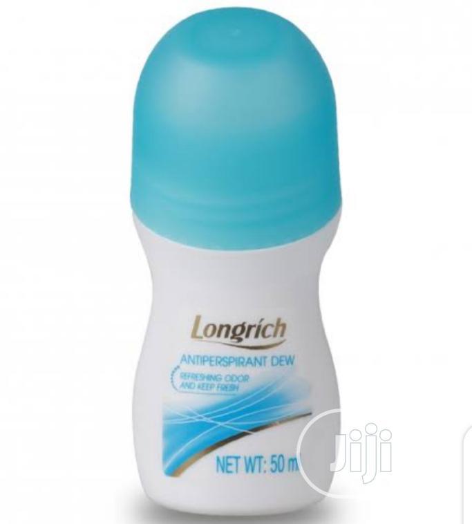 Archive: Longrich Antiperspirant Dew