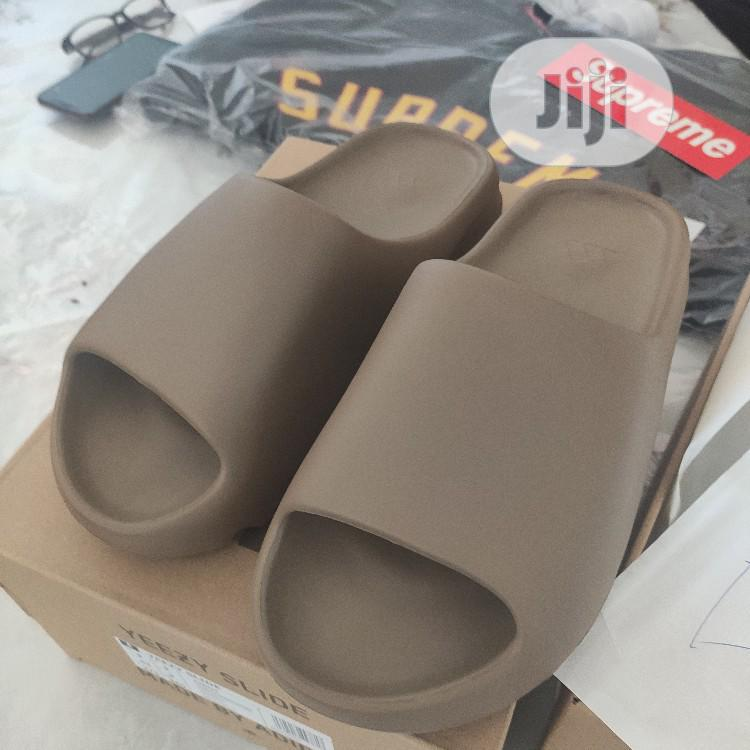 Adidas Yeezy Slide Original Quality   Shoes for sale in Surulere, Lagos State, Nigeria