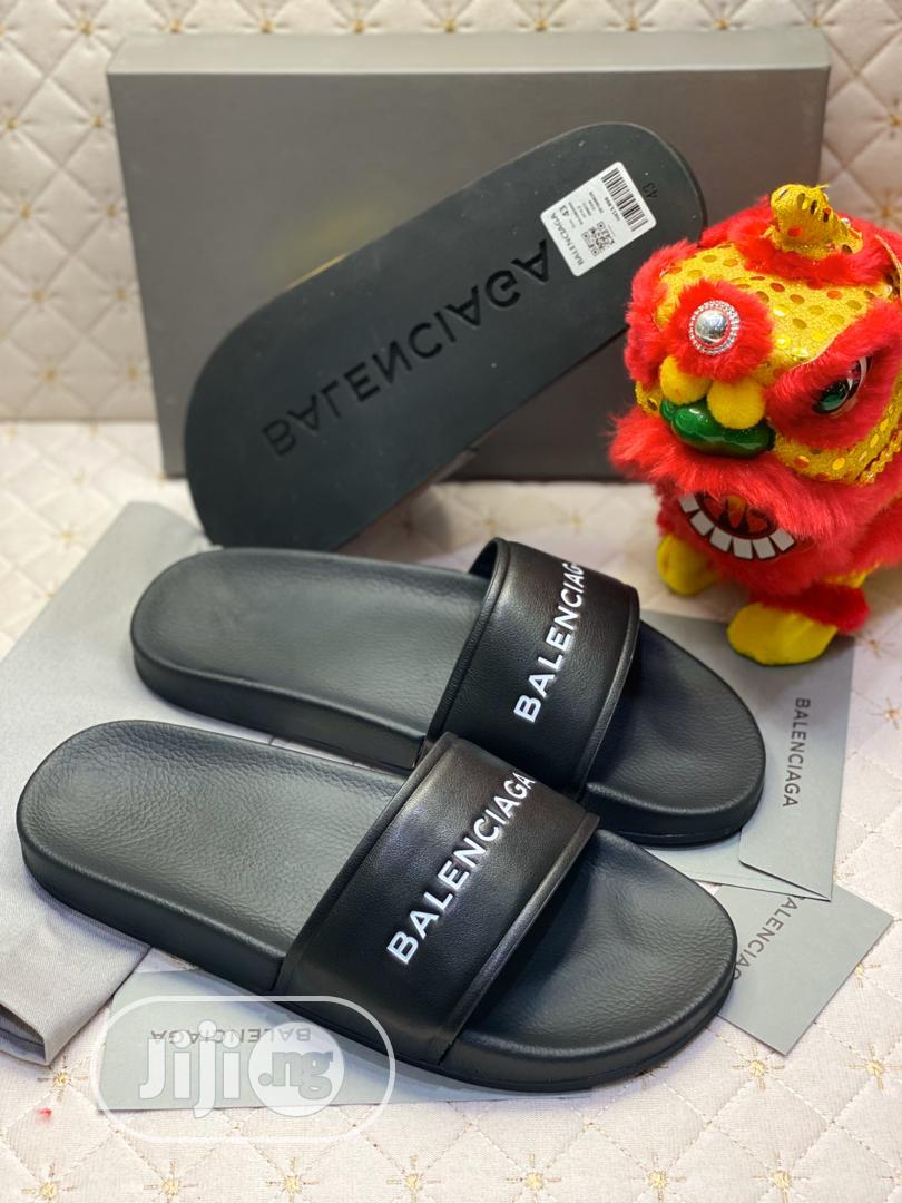 Balenciaga Slippers | Shoes for sale in Surulere, Lagos State, Nigeria