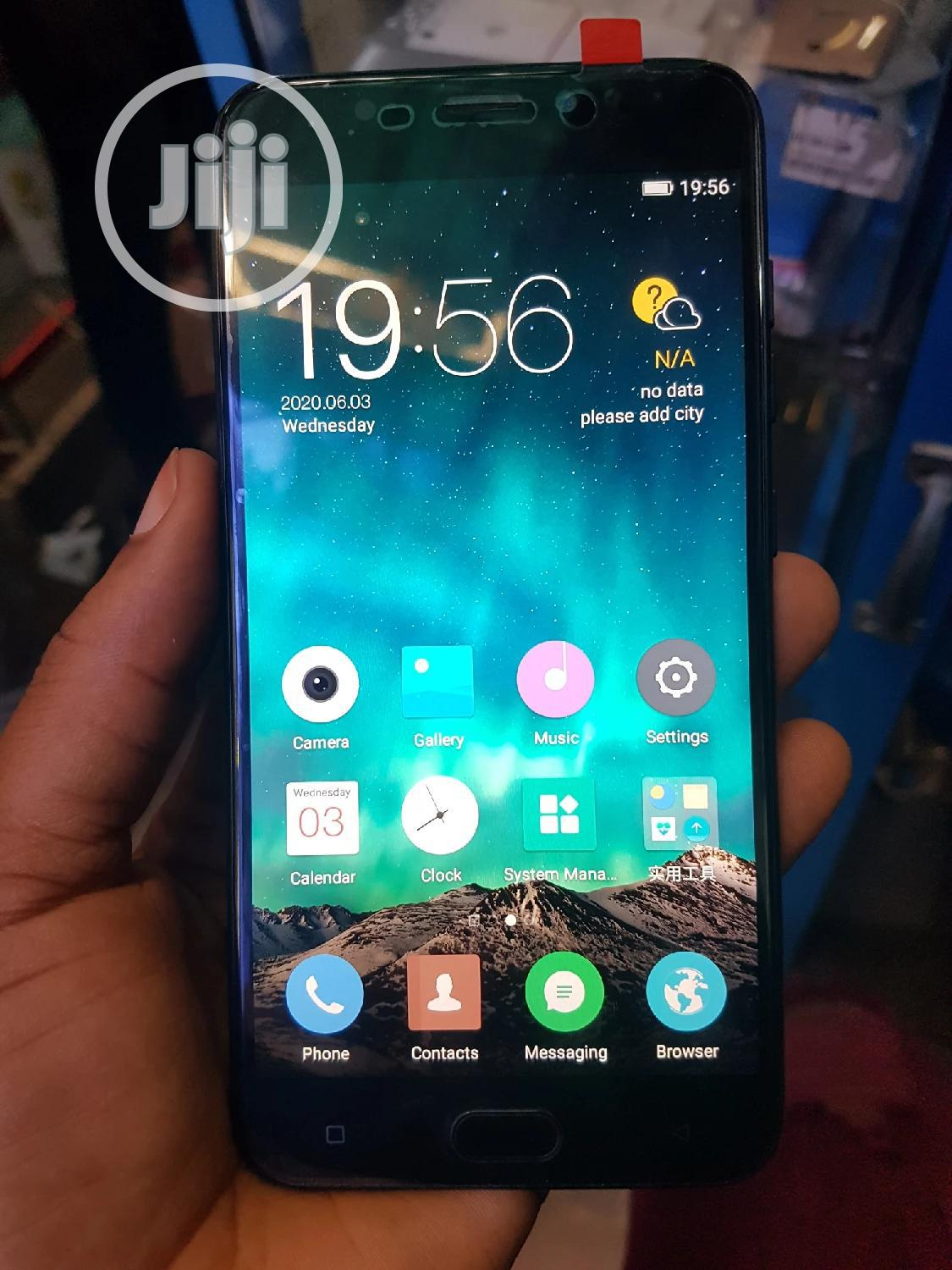 Gionee S9 64 GB Blue   Mobile Phones for sale in Ikeja, Lagos State, Nigeria