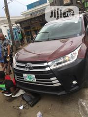 Upgrading Parts Highlander 2015 To 2018 Model | Automotive Services for sale in Lagos State, Mushin
