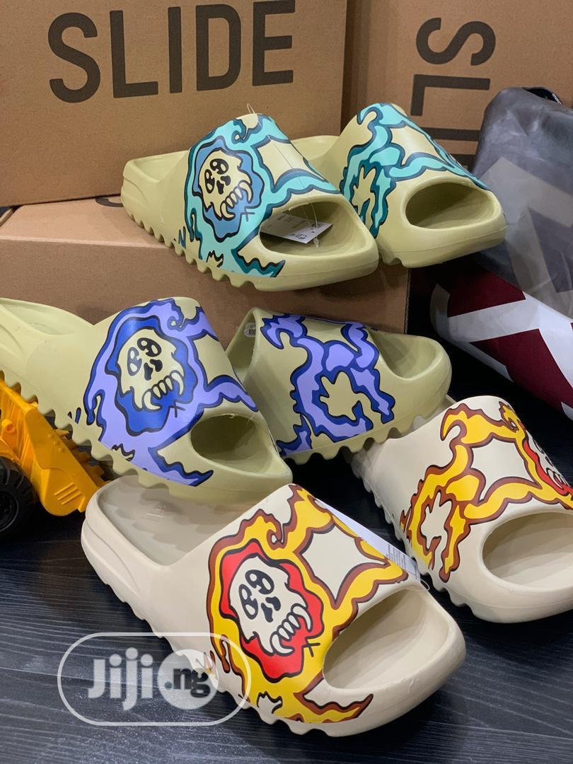 Archive: Adidas Yeezy Slide