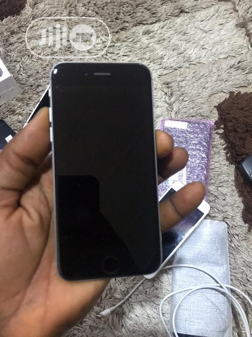 Apple iPhone 6 64 GB White   Mobile Phones for sale in Lagos Island, Lagos State, Nigeria