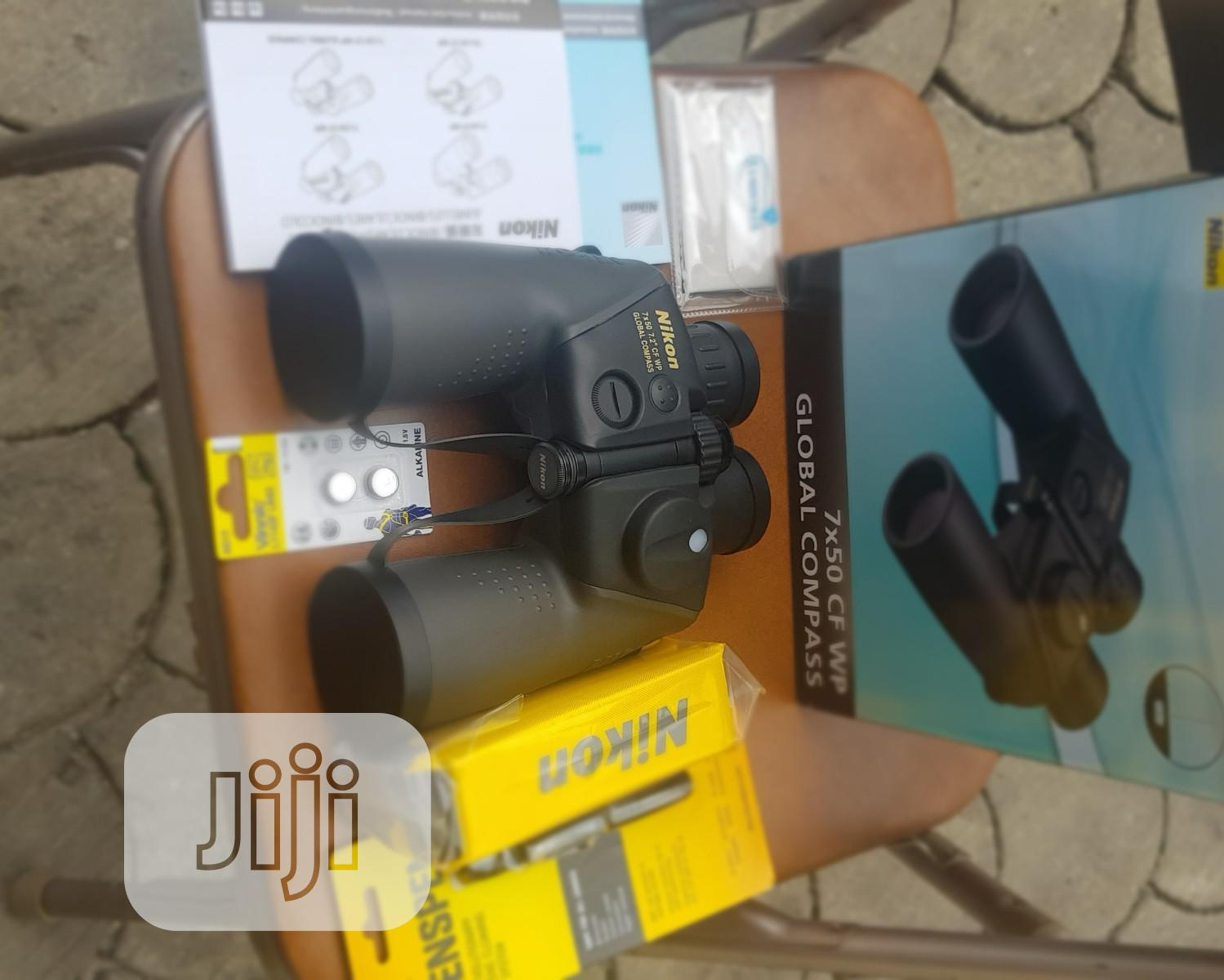 Nikon Binocular 7x50 | Camping Gear for sale in Port-Harcourt, Rivers State, Nigeria