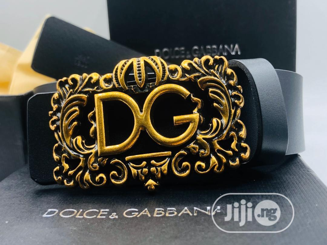 Dolce and Gabbana | Clothing Accessories for sale in Surulere, Lagos State, Nigeria