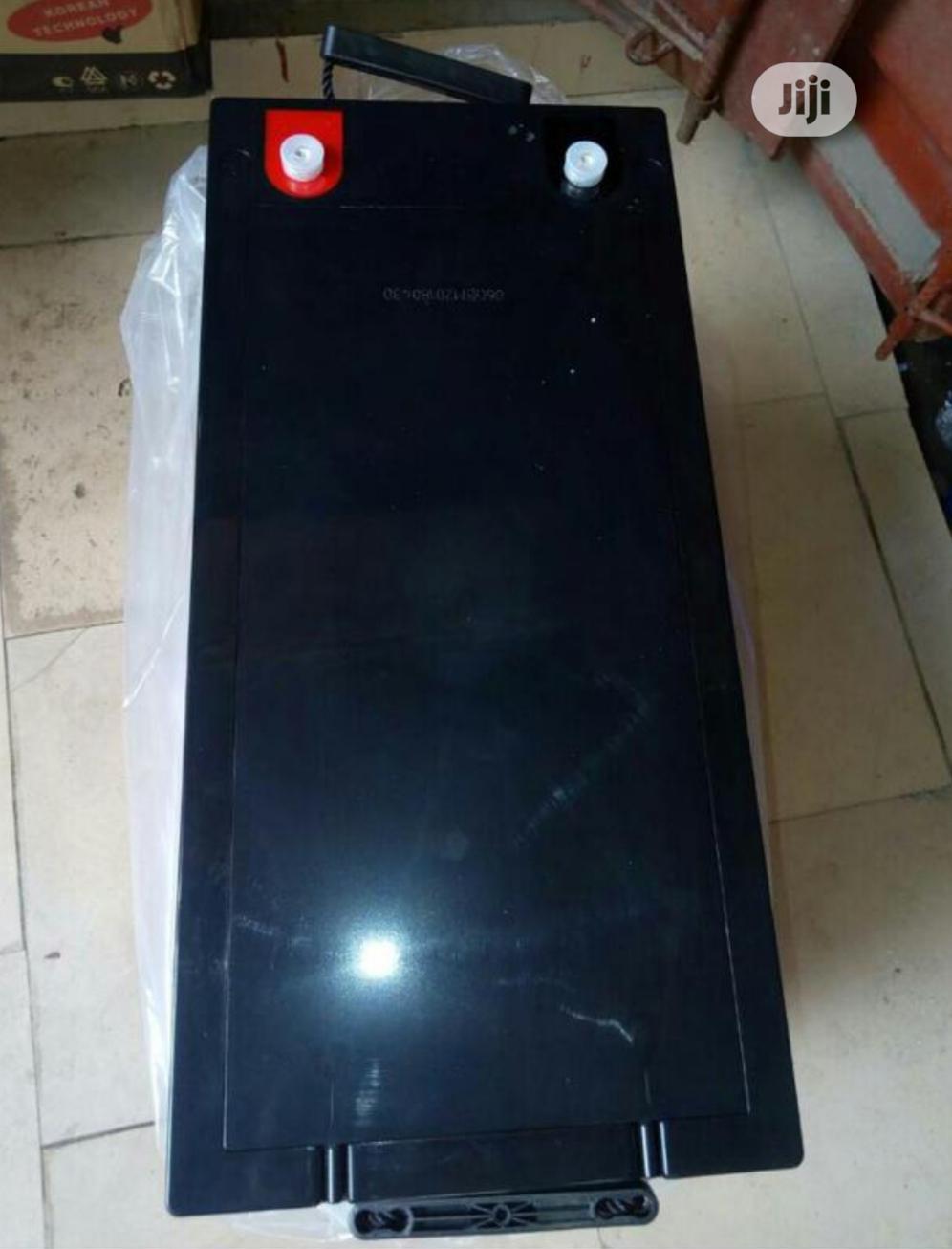 GBM 200ah 12v Batterys