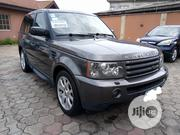 Land Rover Range Rover Sport 2007 Gray | Cars for sale in Lagos State, Alimosho
