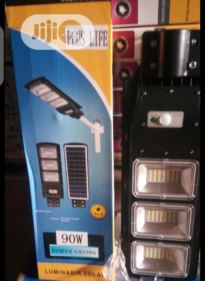 90watt All In One Solar Street Light
