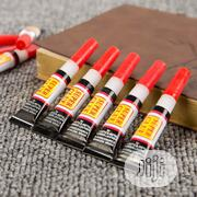 10pcs Liquid Super Glue Instant Strong Bond Leather Woodrubber Metal | Stationery for sale in Lagos State, Lagos Island