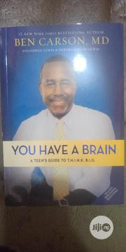 You Have A Brain By   Books & Games for sale in Lagos State, Maryland