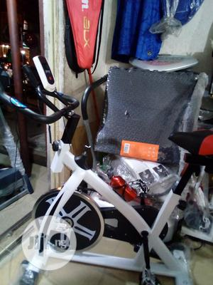 Brand New Spinning Bike | Sports Equipment for sale in Rivers State, Port-Harcourt