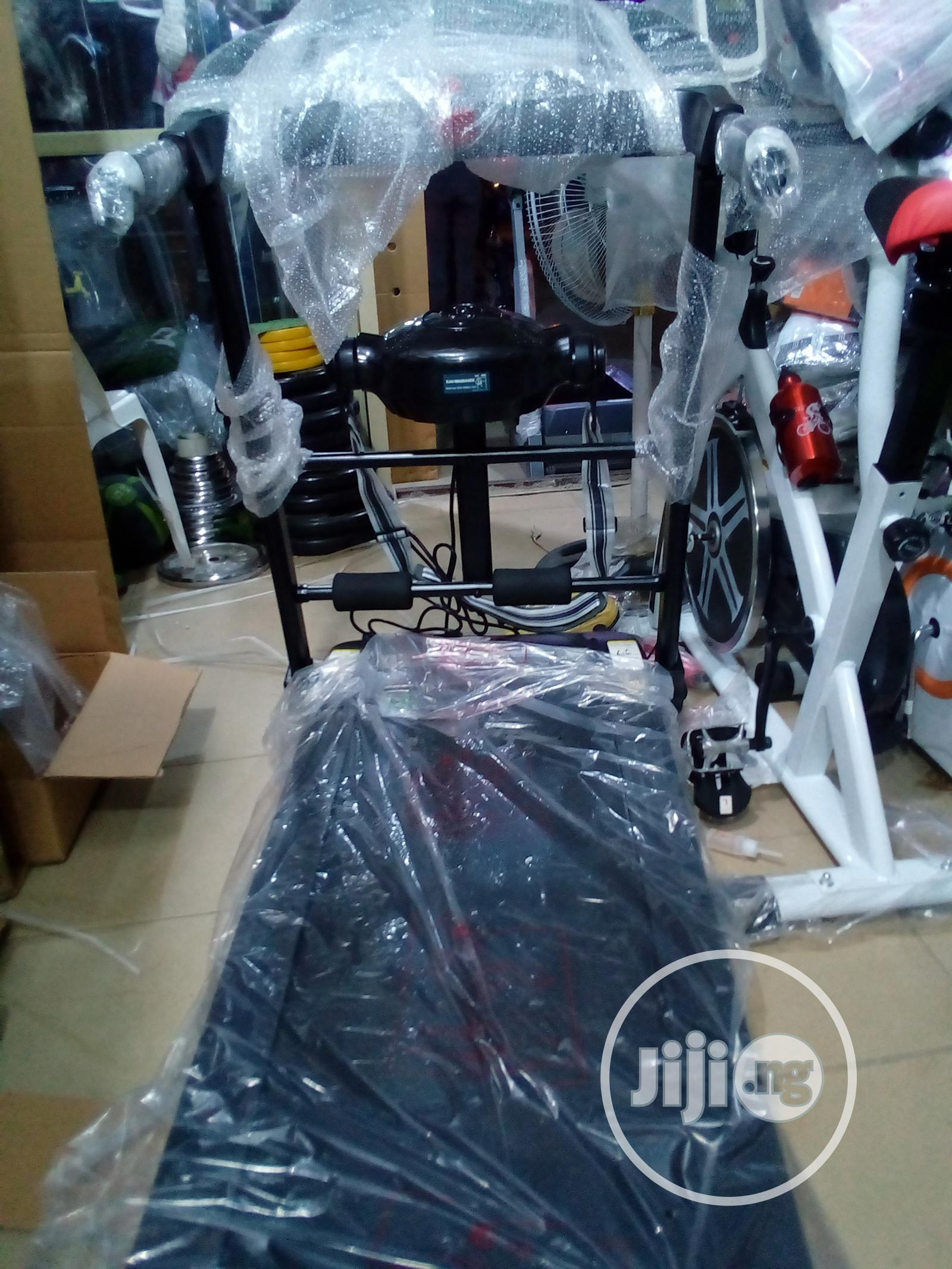 Best Quality Treadmill With Massager