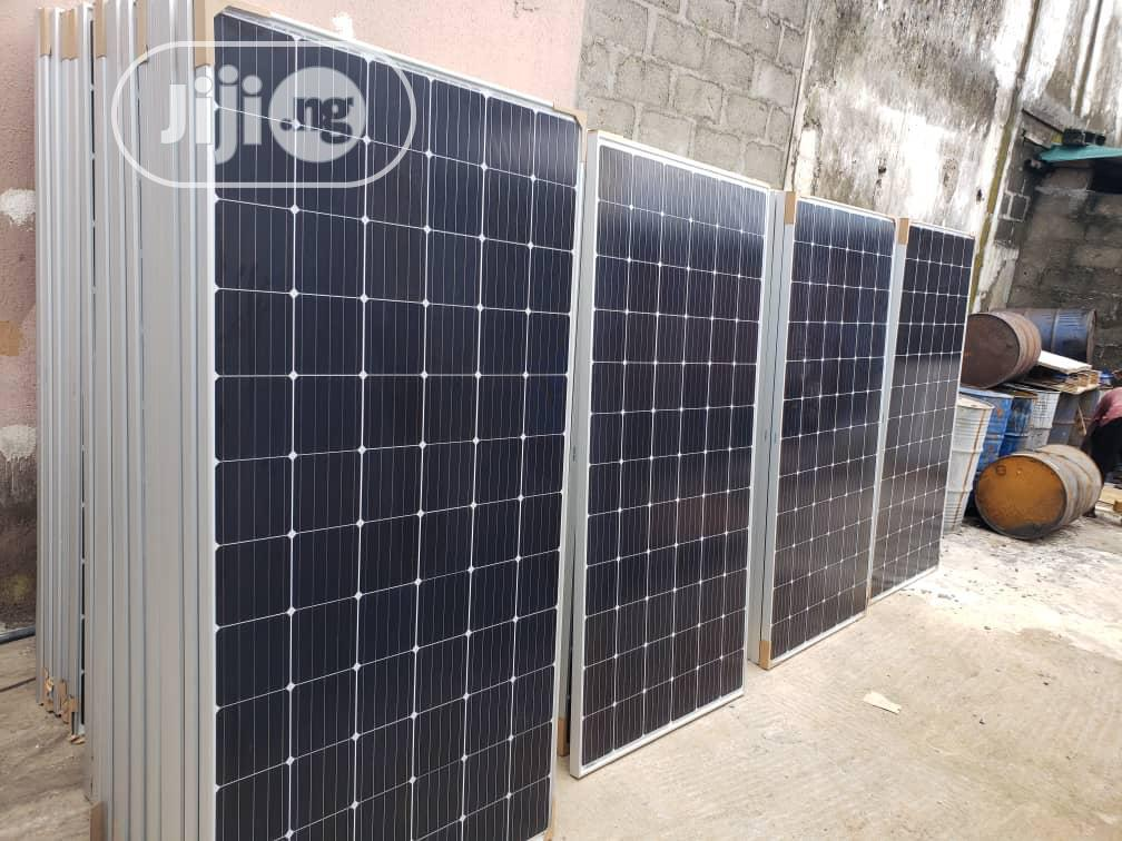 Archive: High Quality Solar Panel, 360watt, Mono Crystalline