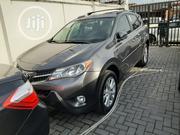 Toyota RAV4 2013 Gray   Cars for sale in Lagos State, Surulere
