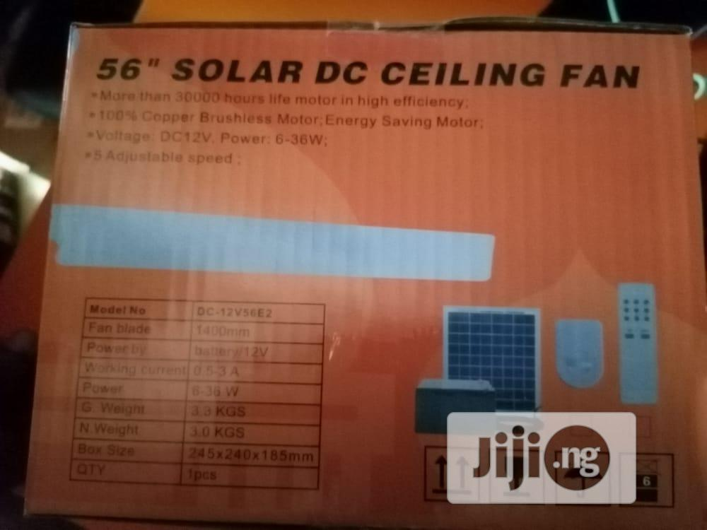 Solar Celine Fan