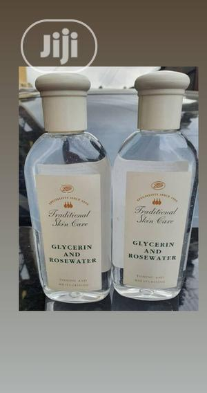 Glycerin and Rose Water X 1pc Is 2500 | Skin Care for sale in Lagos State, Oshodi