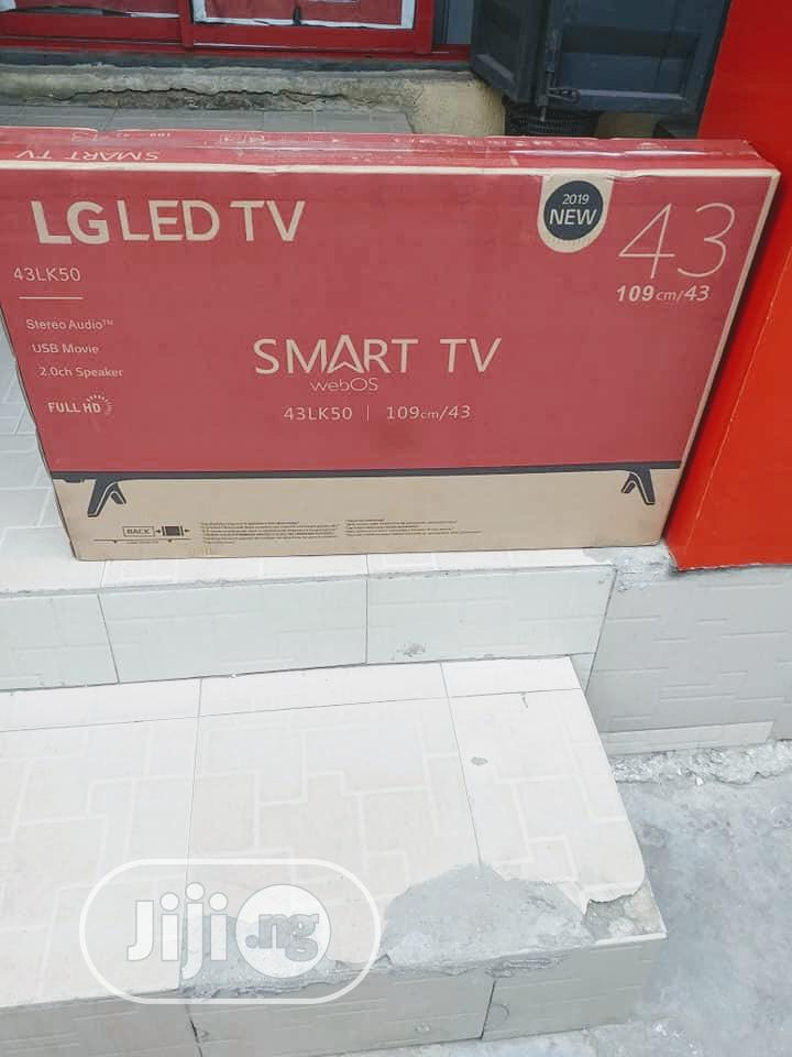Archive: LG 43inch 4k Smart Television