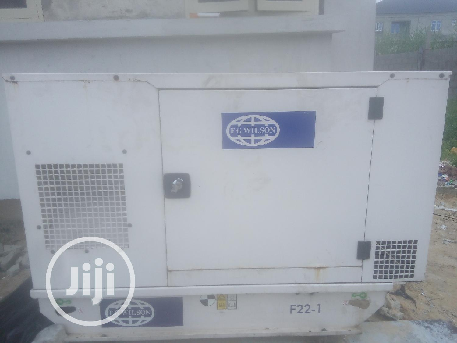 22KVA Diesel Generator For Sale | Electrical Equipment for sale in Ajah, Lagos State, Nigeria