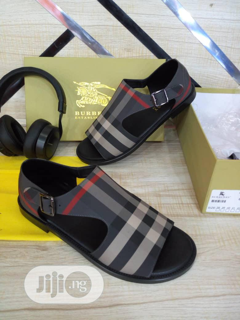 Archive: Burberry Sandals 2020