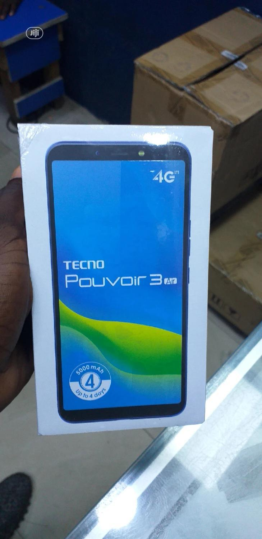 New Tecno Pouvoir 3 Air 16 GB Black