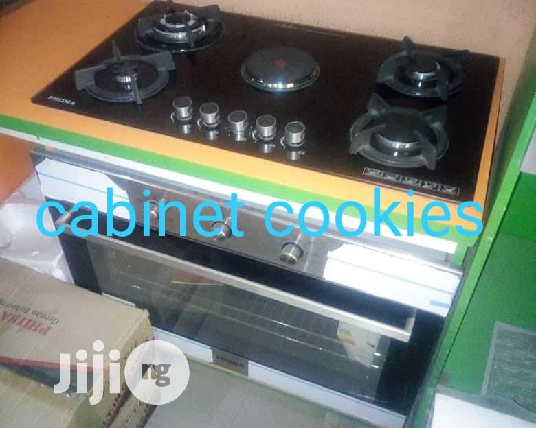 Kitchen Cabinet Cooker 5burners Available Nw