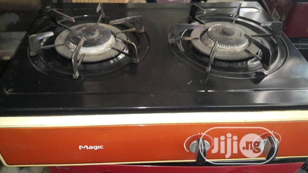 Archive: Gas Cooker