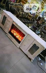 Fire Place TV Stand | Furniture for sale in Lagos State, Alimosho