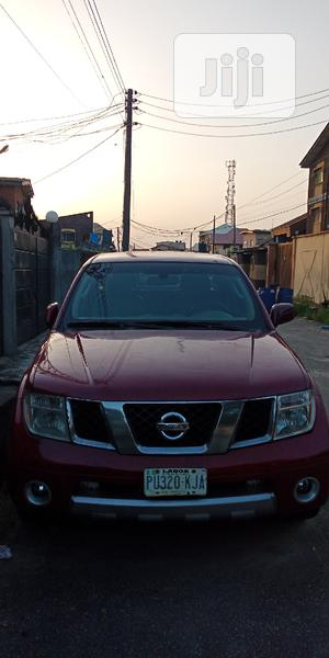 Nissan Frontier 2006 Red | Cars for sale in Lagos State, Gbagada
