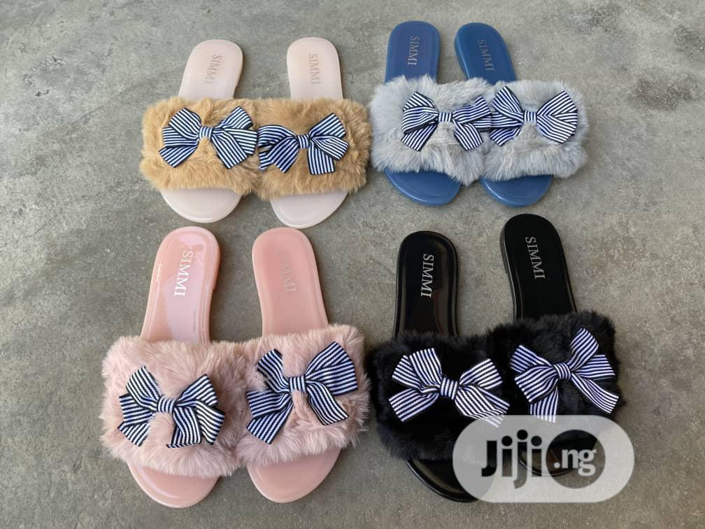 Archive: Slide Jelly Slippers