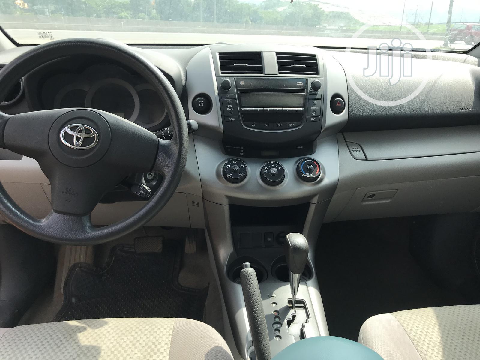 Archive: Toyota RAV4 2008 2.0 VVT-i Green