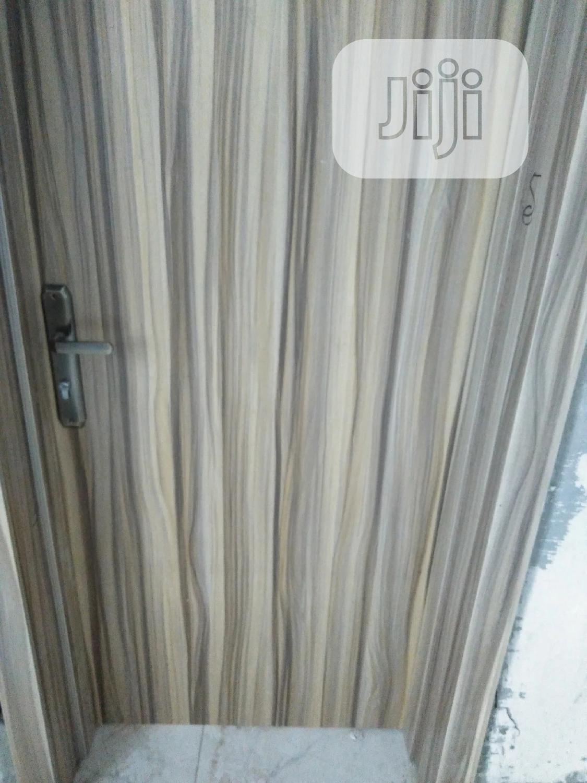 Archive: Brand New Service 4 Bedrooms Terrace Duplex
