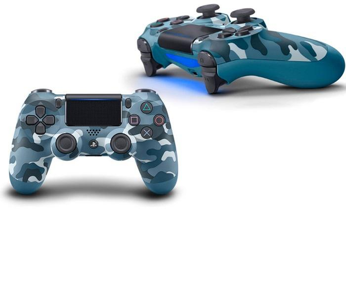 Sony Ps4 Game Pad Dual Shock 4 Wireless Controller-Blue Carm