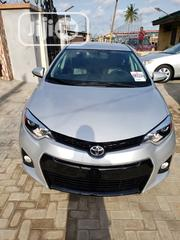 Toyota Corolla 2016 Silver | Cars for sale in Lagos State, Surulere