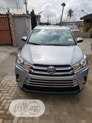 Toyota Highlander 2017 Silver   Cars for sale in Lagos State, Surulere