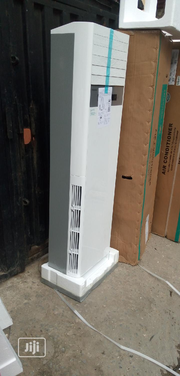 Hisense Floor Standing Unit Ac 2ton Super Cooling 1year Warranty In Ojo Home Appliances Anyi Success Ltd Jiji Ng For Sale In Ojo Buy Home Appliances From Anyi Success Ltd On
