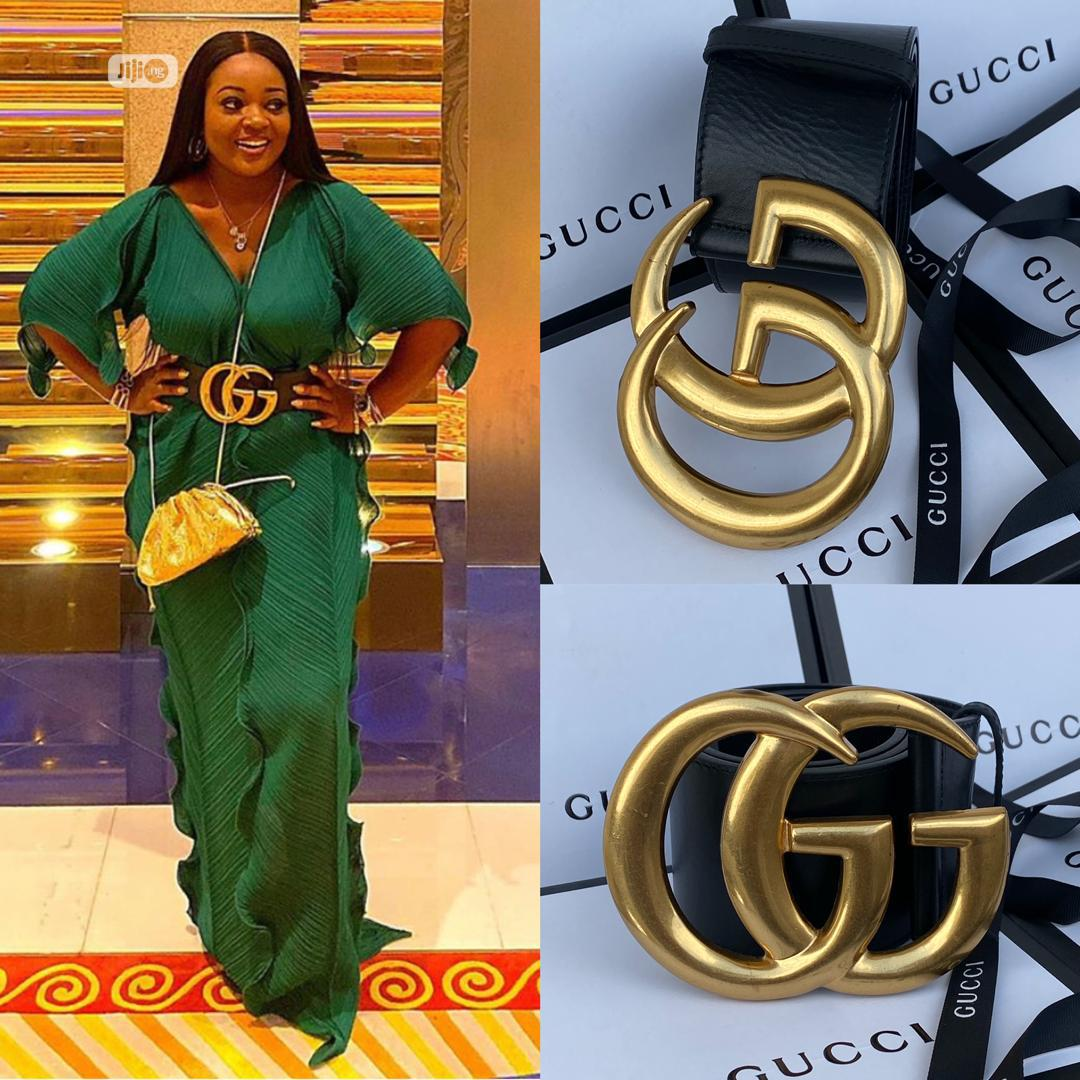 Celebrity Gucci Belt | Clothing Accessories for sale in Victoria Island, Lagos State, Nigeria