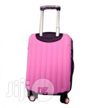 4 Wheel ABS Woman Luggage Travel Bag Rolling Luggage | Bags for sale in Lagos State, Nigeria
