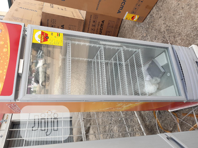 Acuma Showcase Glass Door Fridge With 2years Warranty   Store Equipment for sale in Mushin, Lagos State, Nigeria