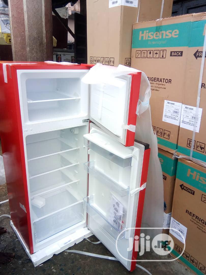 Hisense Fridge With Dispenser REF205DRB