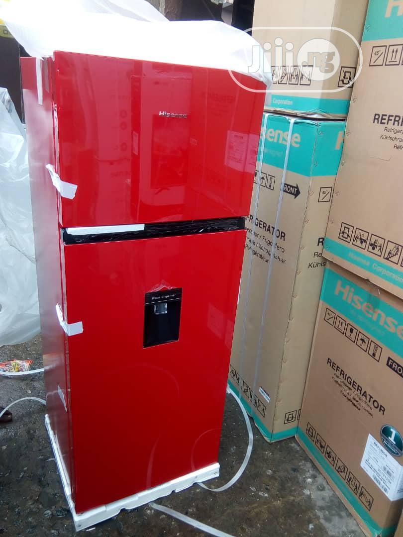 Hisense Fridge With Dispenser REF205DRB | Kitchen Appliances for sale in Ojo, Lagos State, Nigeria